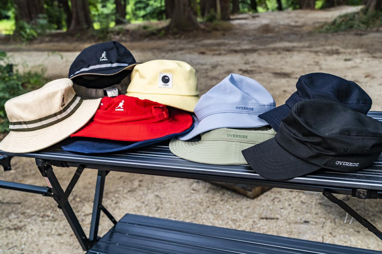 画像: 【プレゼント企画3】OVERRIDE(オーバーライド)の帽子を8名様に!