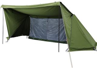 画像5: 【注目の新作】ソロキャンプ に大人気のミリタリー系テントsoomloom「TCパップテント X-LARGE」の進化がすごいっ!