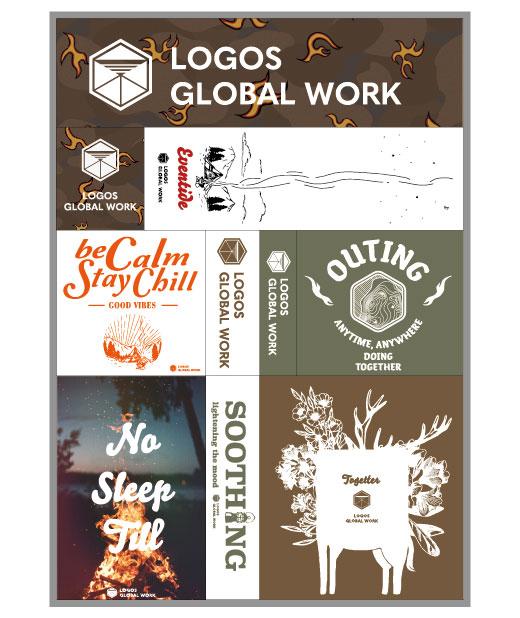 画像2: GLOBAL WORK Offical brand siteより