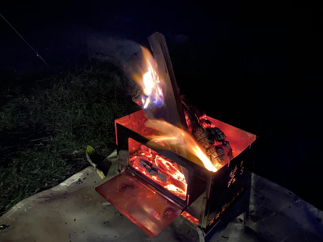 画像: 秋ソロキャンプの焚き火台は笑's「B-GO」で決まり!人気の「B-6君」よりオススメな理由とは!? - ハピキャン|キャンプ・アウトドア情報メディア