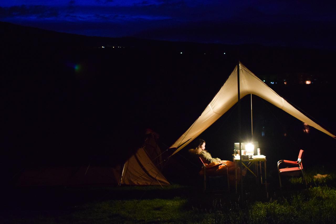 画像: 秋冬キャンプに石油ストーブを導入してみよう