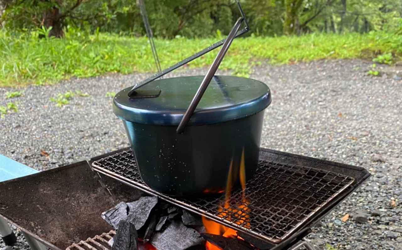 画像: ソロやデュオにおすすめの日本製ダッチオーブン!シーズニング不要のLOGOS(ロゴス)「鉄の職人ダッチ」を徹底レビュー - ハピキャン キャンプ・アウトドア情報メディア