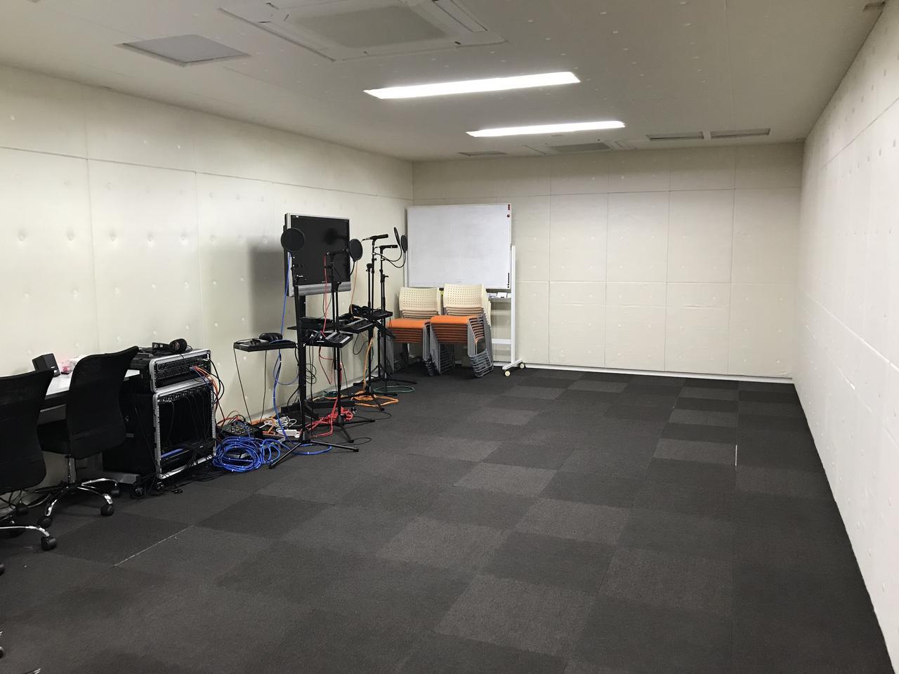 画像1: モーションキャプチャースタジオ!その2