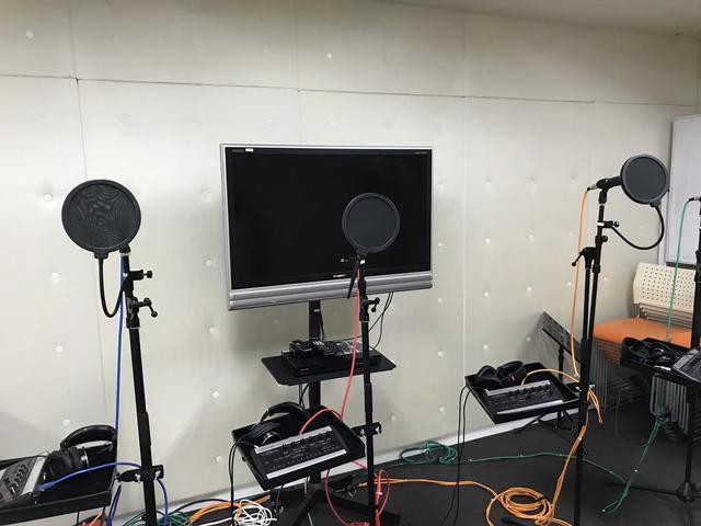 画像2: モーションキャプチャースタジオ!その二