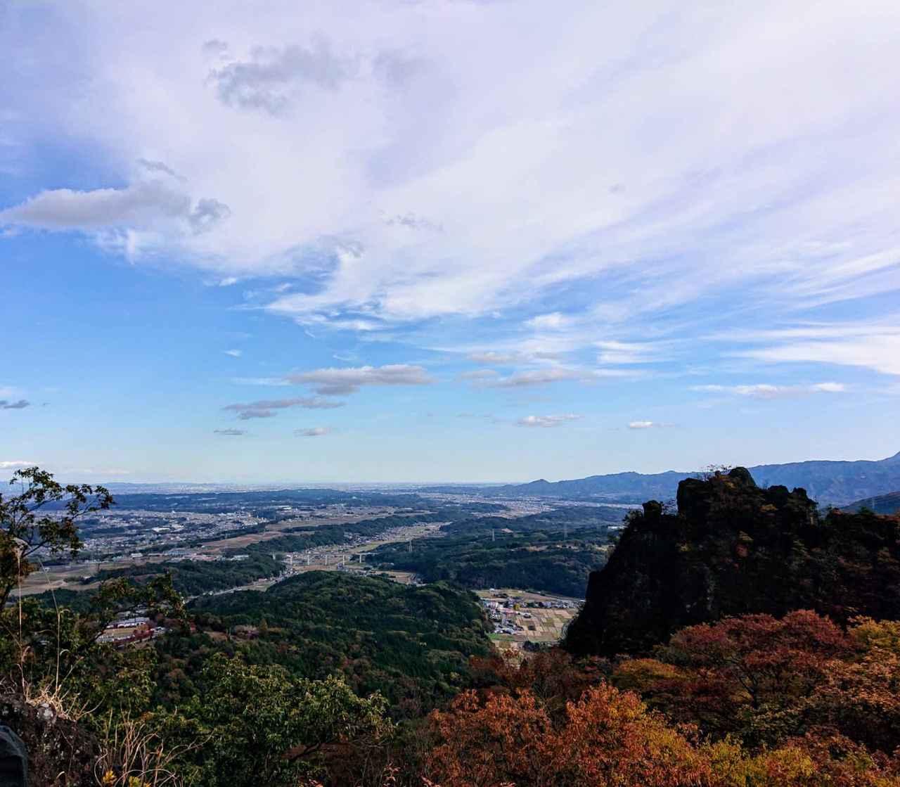 画像: 第2見晴台の風景