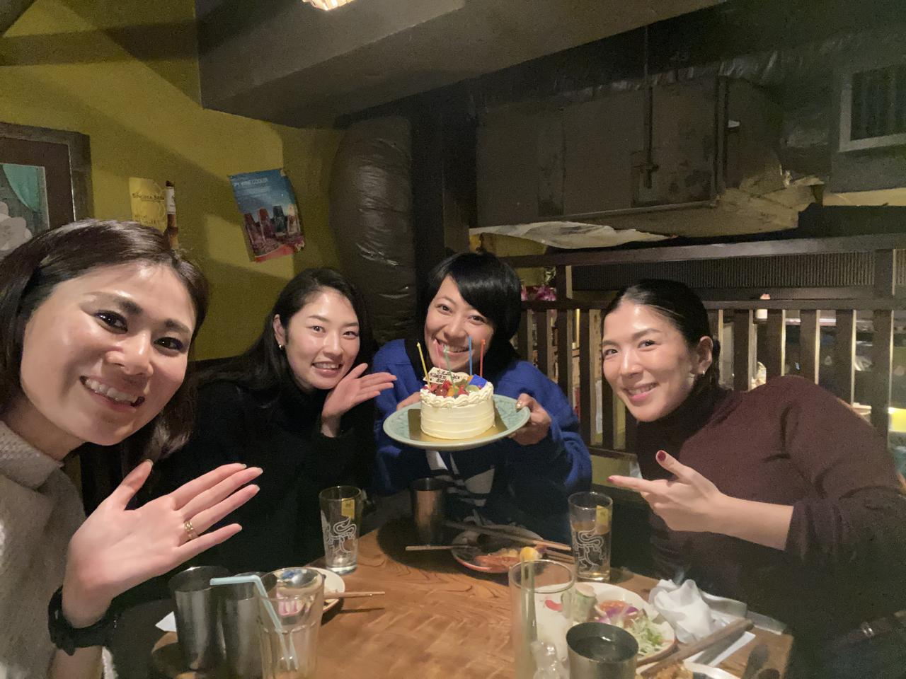 画像: ハニュウDのお誕生日が近いので、お祝いしました!いくつになった?のかな? 本当の誕生日は26日です。お祝いしてあげてね。