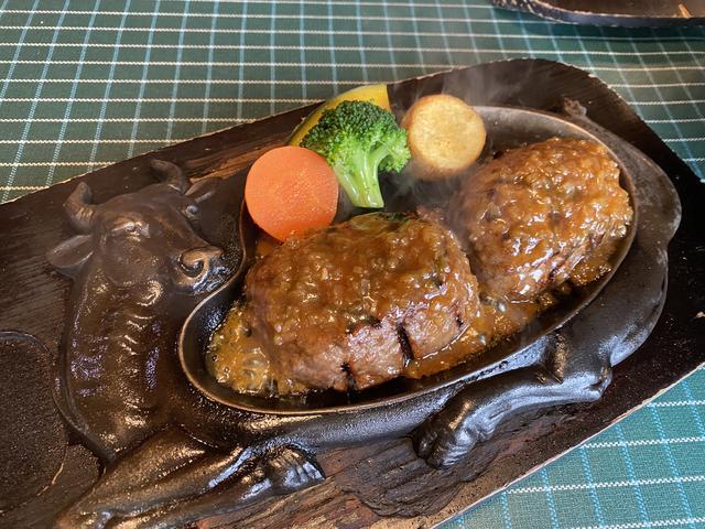 画像: 静岡というば「さわやかのげんこつハンバーグ」私の大好物です。