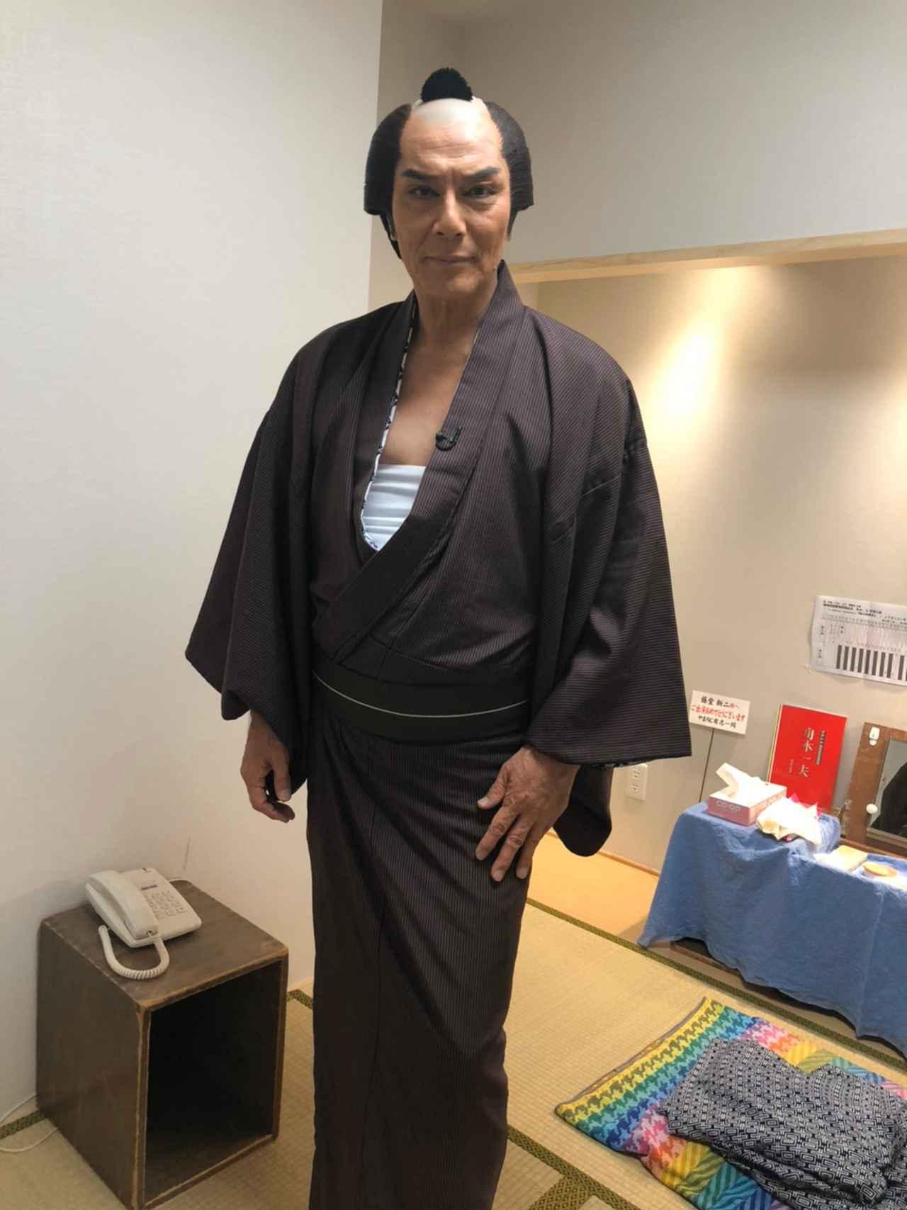 画像2: 舟木一夫特別公演「鬼吉喧嘩状」