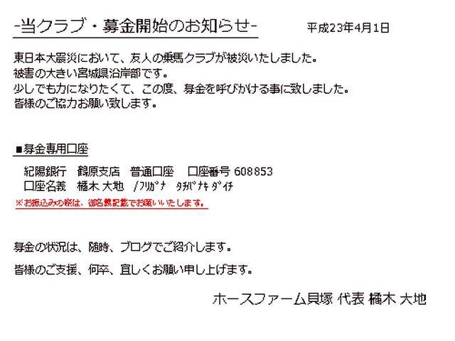 画像: 大阪の乗馬クラブ「ホースファーム貝塚」:気軽に始める乗馬体験!