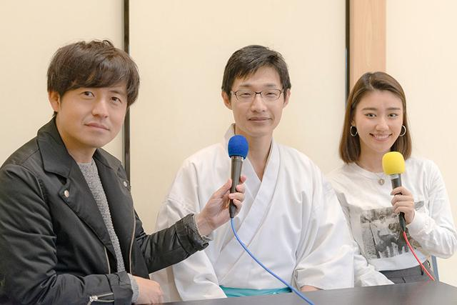 画像: 方違神社の繁田さんにお話を伺いました