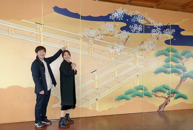 画像: 岸和田城の中はこうなっていました!