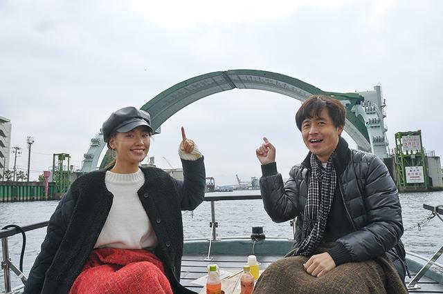 画像: 船で川体験!御舟かもめでクルーズしてきました〜!(後半)