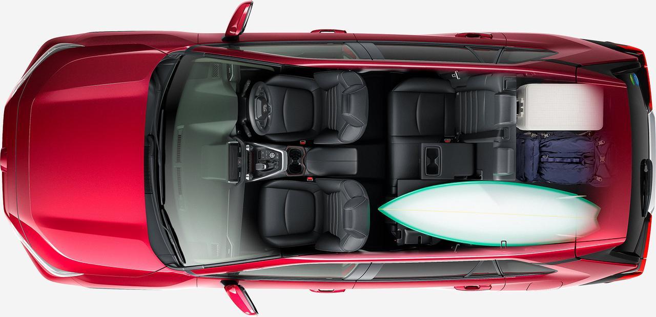 画像: トヨタ RAV4 | トヨタ自動車WEBサイト