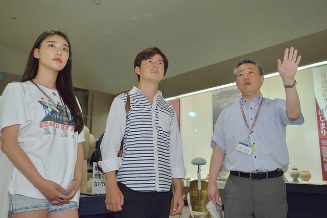 画像1: 学芸課長 増田さんにお話を伺いました