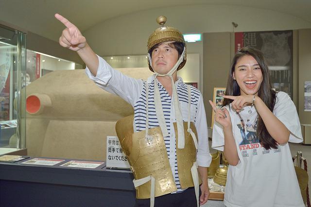画像3: 学芸課長 増田さんにお話を伺いました