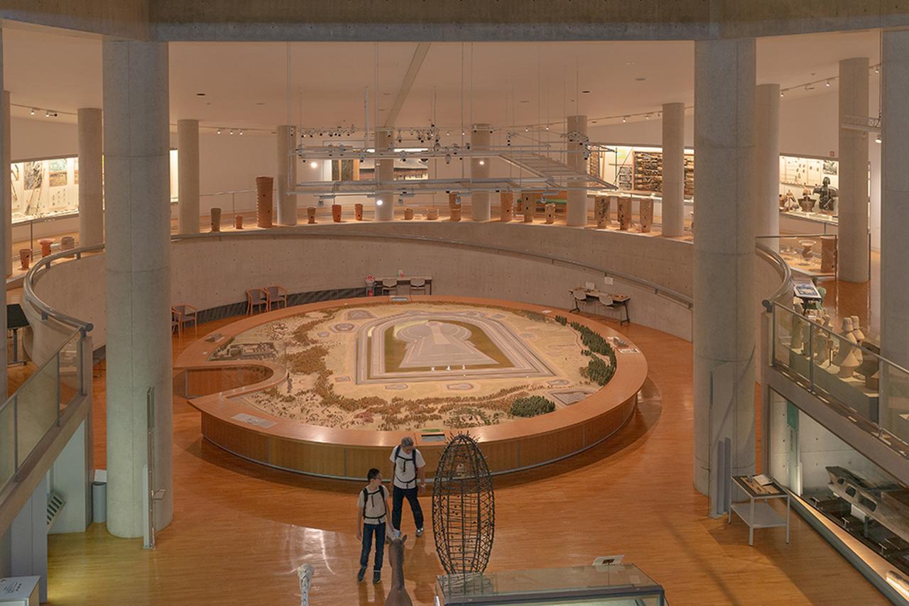 画像2: 安藤忠雄氏が建築設計した博物館なんです!