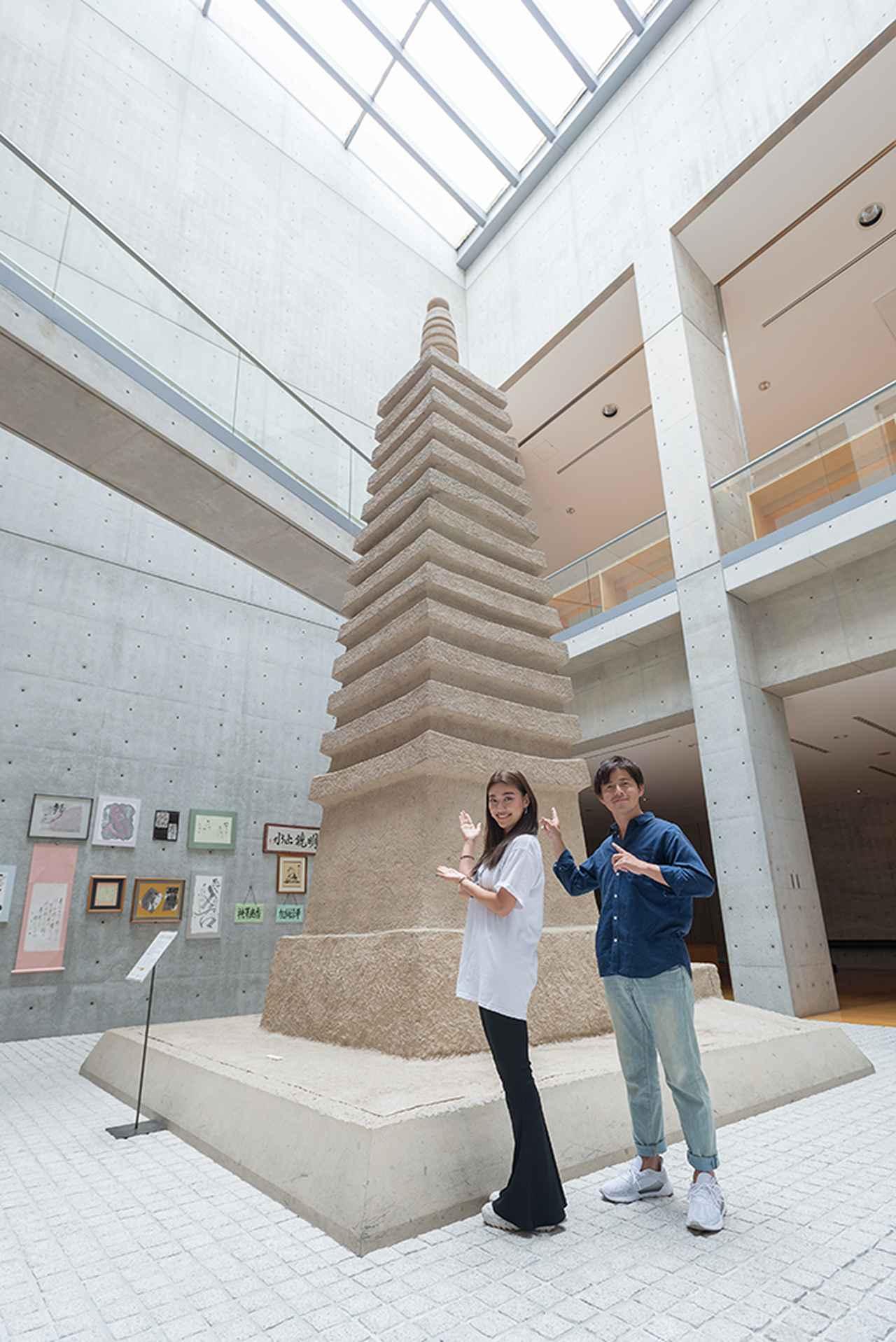 画像3: 安藤忠雄氏が建築設計した博物館なんです!
