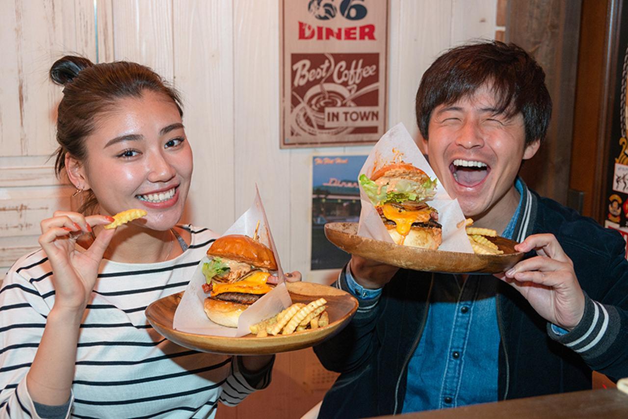 画像: U.K. 第2位 〈B.H(ビッグハッピー)Cafe&Burger〉