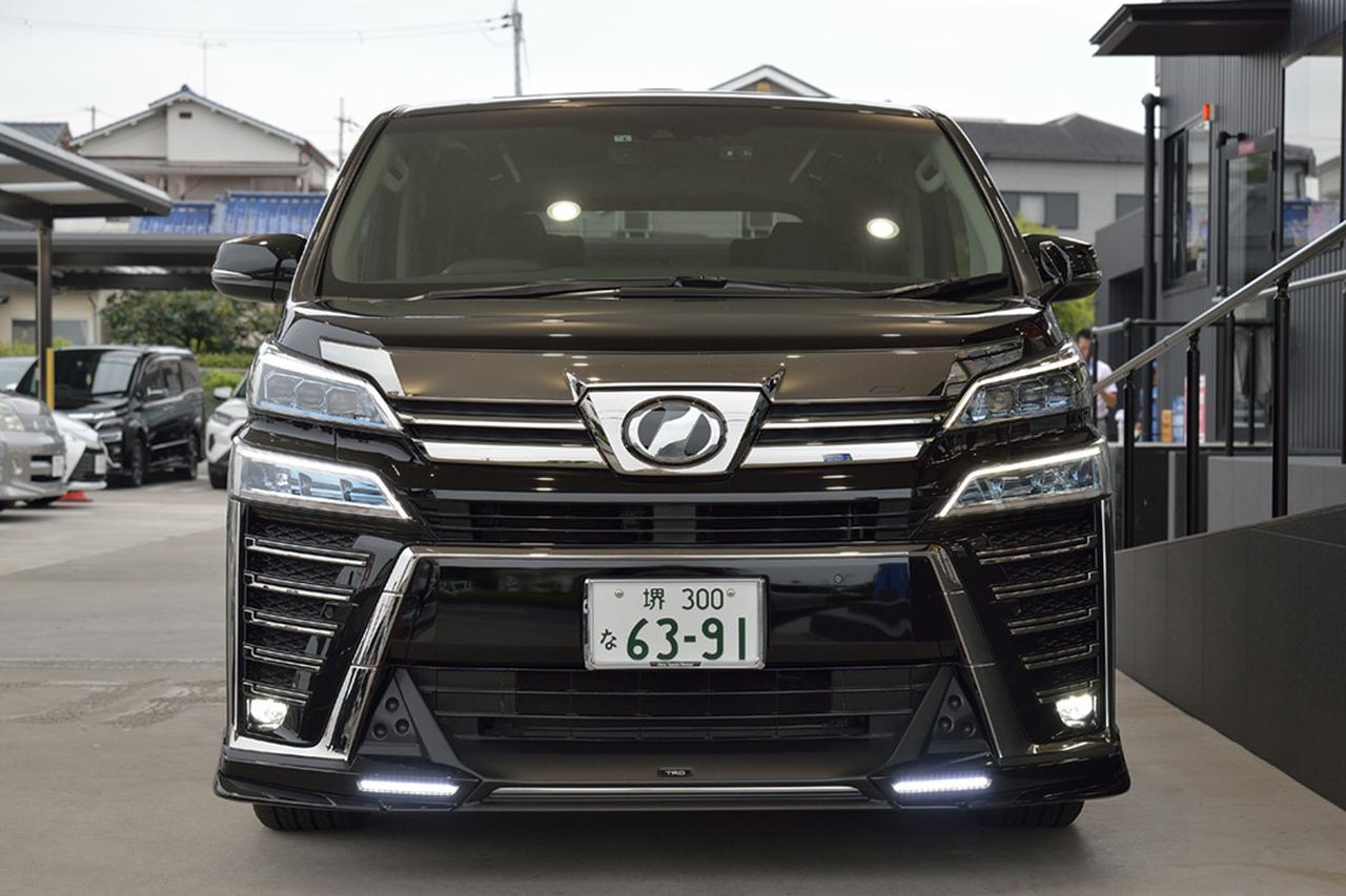画像2: RADIO TEST DRIVE/今井優杏さんによるトヨタのヴェルファイアの試乗インプレッション後編