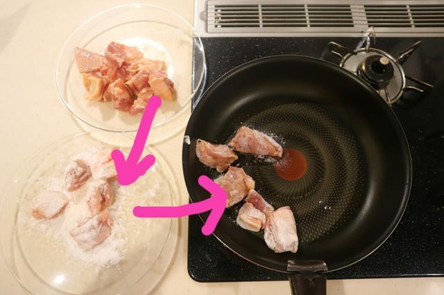 画像: みきママ『チキン南蛮弁当。』
