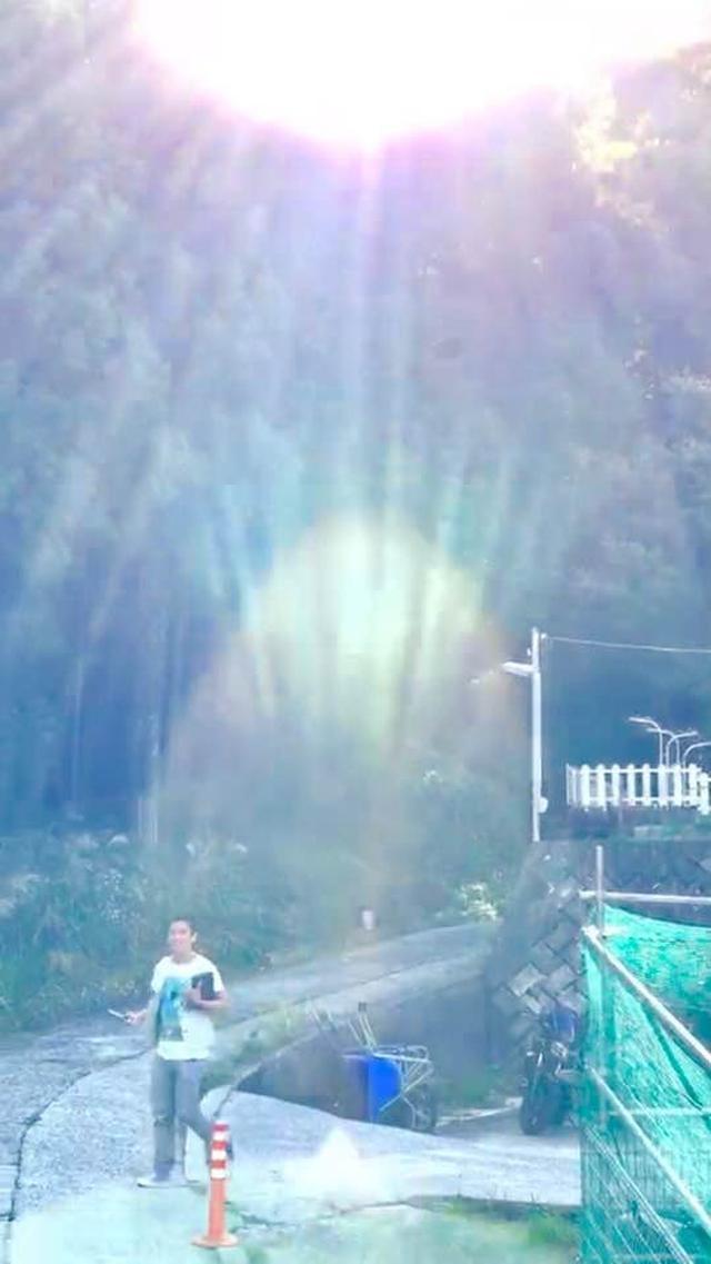 画像2: 運気がドカンとアップする!光の写真
