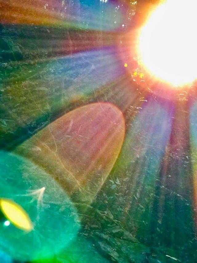 画像3: 運気がドカンとアップする!光の写真