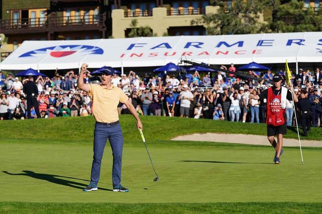 画像: HONMAのクラブを手に、PGAツアー通算10勝目を挙げたローズ。ドライバーのシャフトもHONMAを使用した