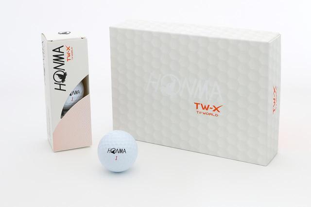画像: 飛ぶ、止まる、価格はお手頃の三拍子が揃った「TW-X」ボール