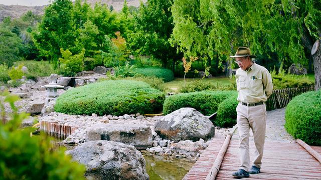 画像: 「せっかくトルコ側が土地を提供してくださるのであれば、庭園を建設してはどうですか」。三笠宮崇仁親王殿下の提案で日本庭園は造られた