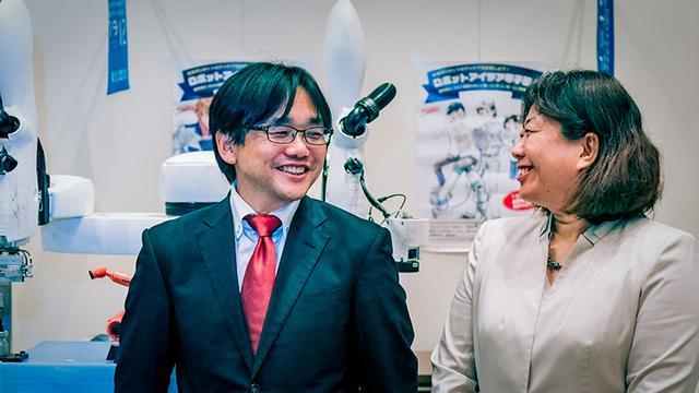 画像: 田口鉄工所の田口頼之さん、田口薫さん夫妻