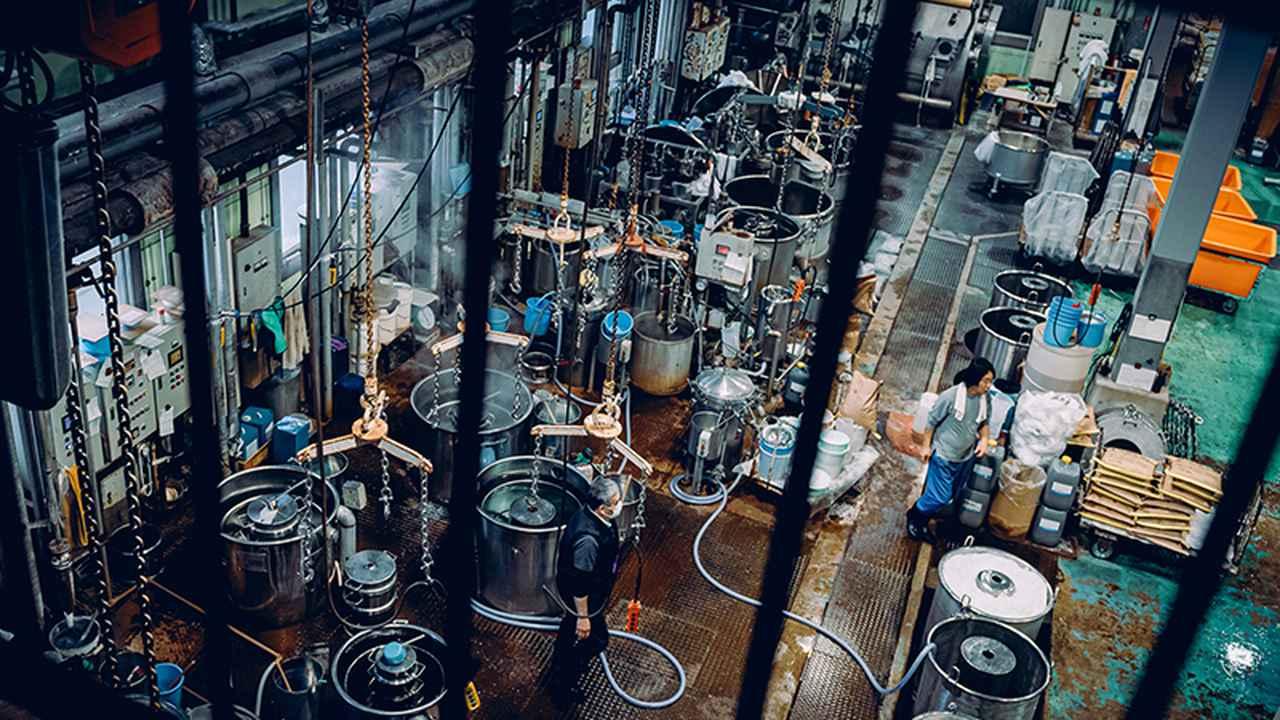 画像: 「今治タオル」の排水処理もプラズマで