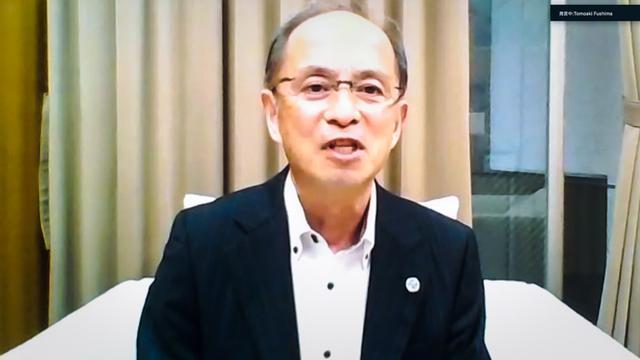 画像: 名古屋フィルハーモニー交響楽団専務理事の松本一彦さん