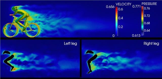 """画像: 山川さんはさまざまなスポーツの""""空気の流れ""""も研究対象にしてきた"""