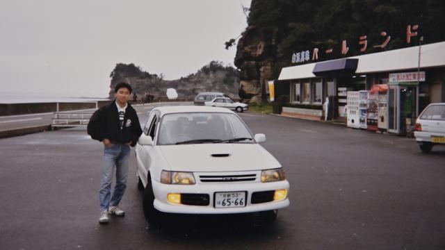 画像: 学生時代の山川さん