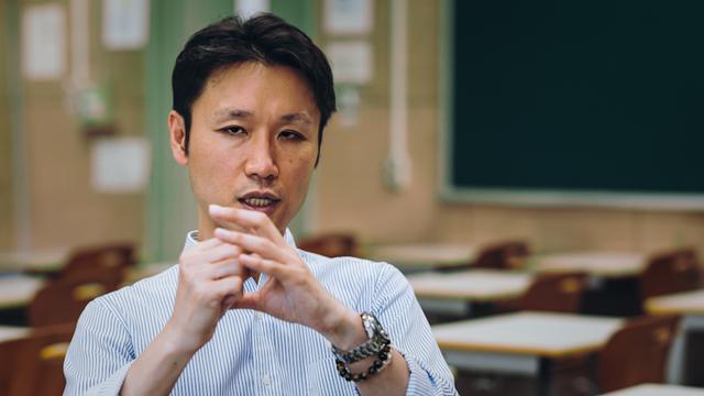 画像: 山川勝史准教授