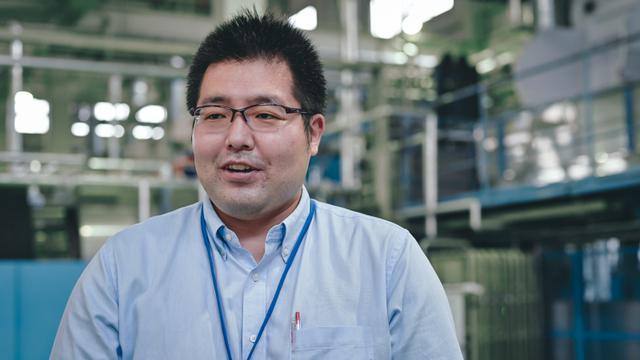 画像: 理事の川俣聡司さん