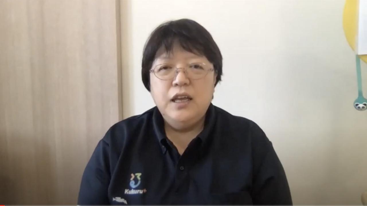 画像: Kukuru代表理事の鈴木恵さん