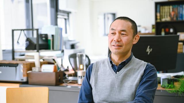 画像: 京都大学医学部人間健康科学科教授の青山朋樹さん