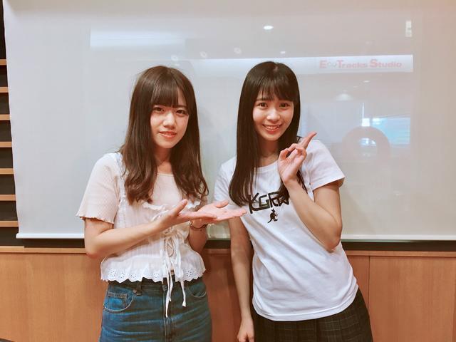 画像1: NMB48 安田桃寧 、 PassCode が登場!!