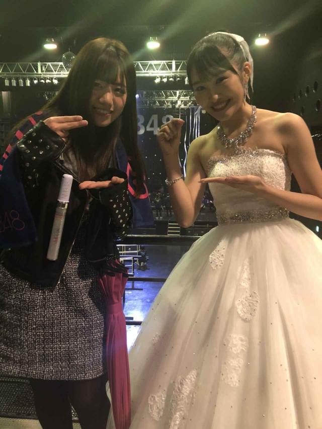 画像: DJしおるんが先日行われた川上礼奈さんの卒コンにお邪魔してきました!