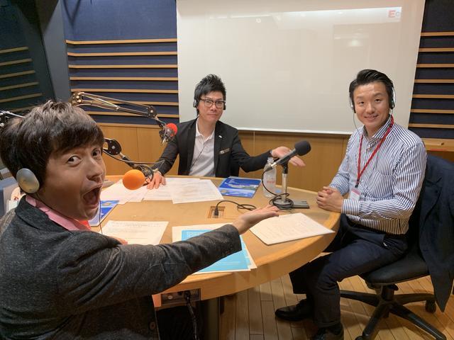 画像: ★凄腕社長の松下さん!実は松下さんと谷さんは同い年なんです。