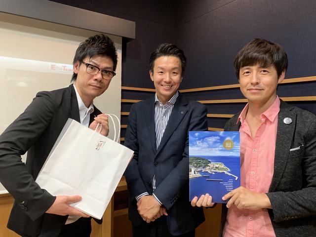 画像: ★「松下さん、ありがとうございました!」by.Uちゃん&谷さん