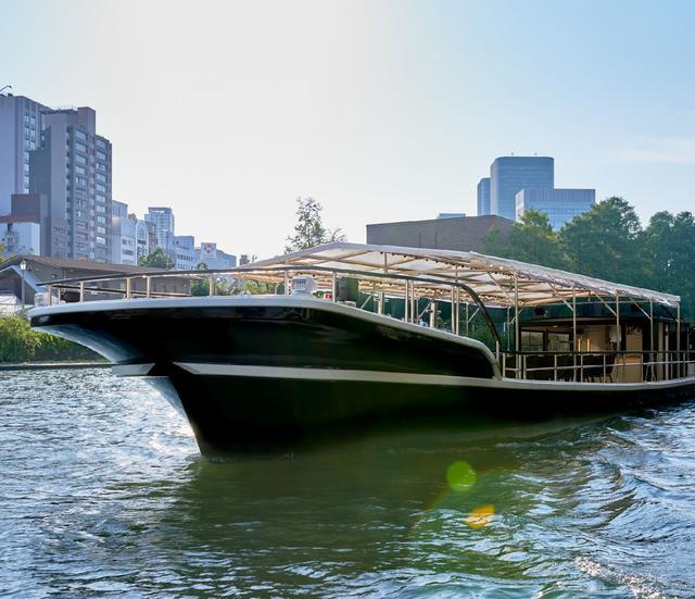 画像: 大阪屋形船【公式】カトープレジャーグループ | KPG RIVER CRUISE