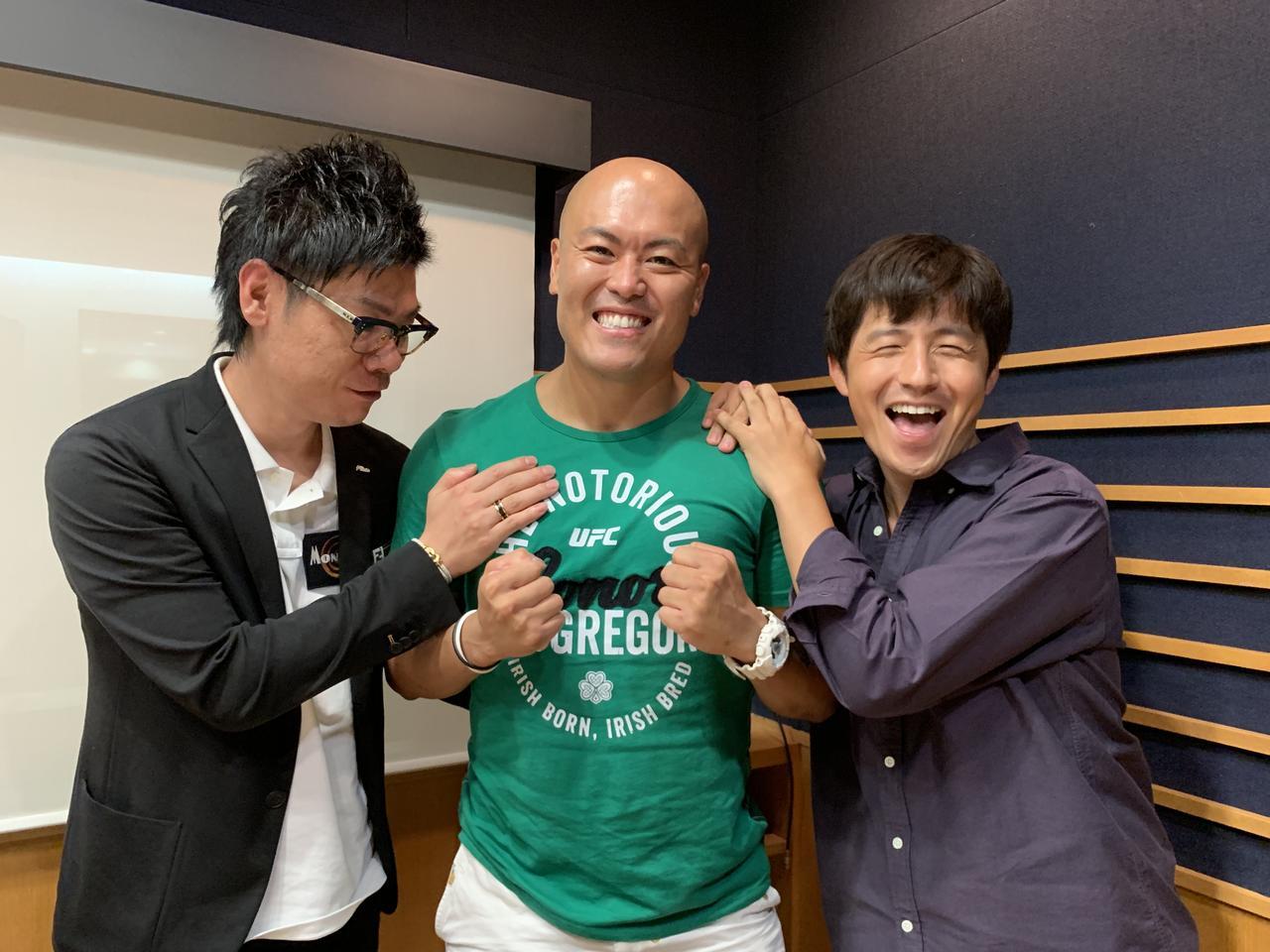 画像: ★「中野さん、ありがとうございました!」Uちゃん&谷さん