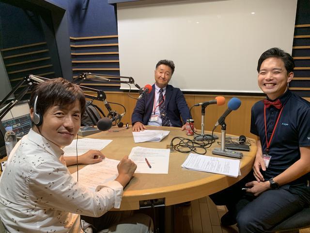 画像: パートナーズ・カフェのゲストは桃山学院教育大学 教授・灘本雅一さん。