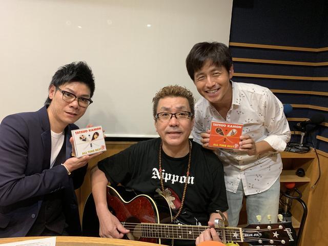 画像: ★「嘉門タツオさん、ありがとうございました!」Uちゃん&谷さん