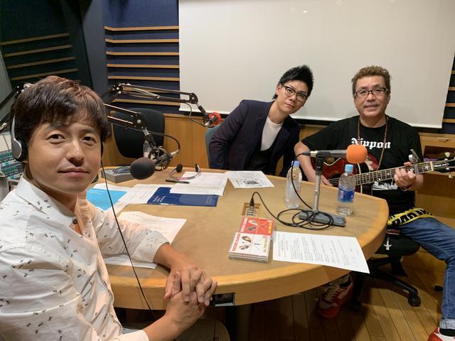 画像: 今週のミライ・リーダーはシンガーソングライター・嘉門タツオさん。