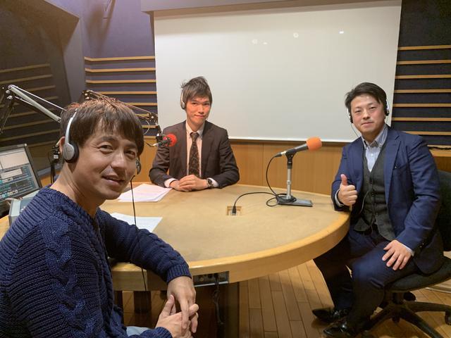 画像: パートナーズ・カフェのゲストは株式会社シルバーエッジ・横川考史さん。