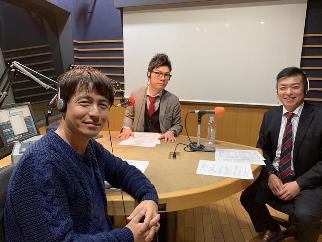 画像: ★「M三郎さん、ありがとうございました!蟹奉行、行ってきます!」Uちゃん&谷さん