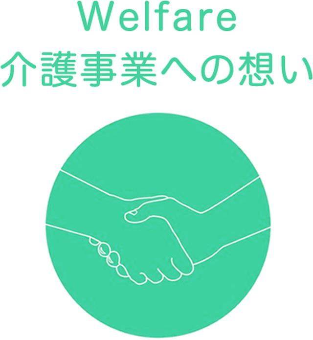 画像: 総合介護福祉のWelfare(ウェルフェア)